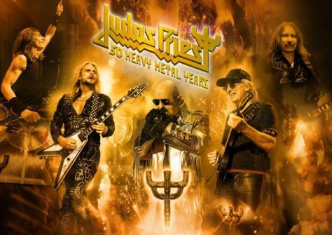 tour posters, judas priest, judas priest tour posters