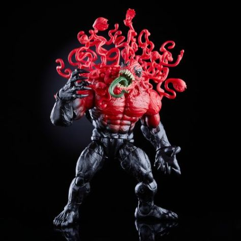 hasbro, hasbro toys, marvel legends series, marvel legends series action figures, toxin, toxin action figure, marvel comics action figures