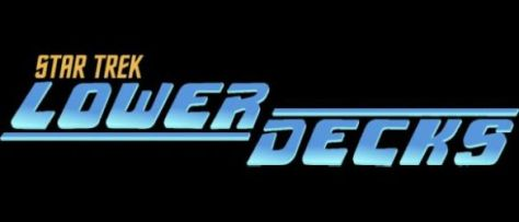 star trek: lower decks show logo