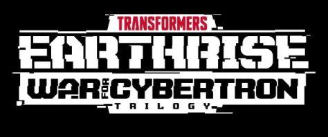 transformers - war for cybertron trilogy logo, transformers
