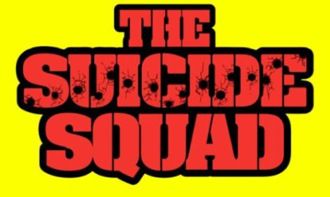 the suicide squad movie logo, warner brothers pictures