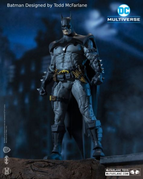 action figures, mcfarlane toys, dc multiverse