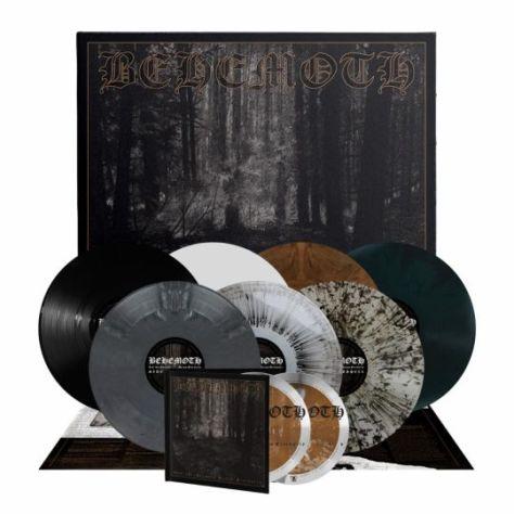 album covers, behemoth, behemoth album covers, metal blade records