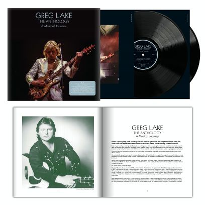 album covers, greg lake, greg lake album covers, bmg music