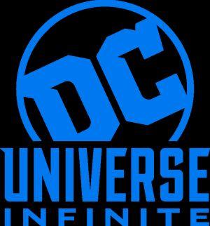 dc universe infinite logo, dc comics, dc entertainment