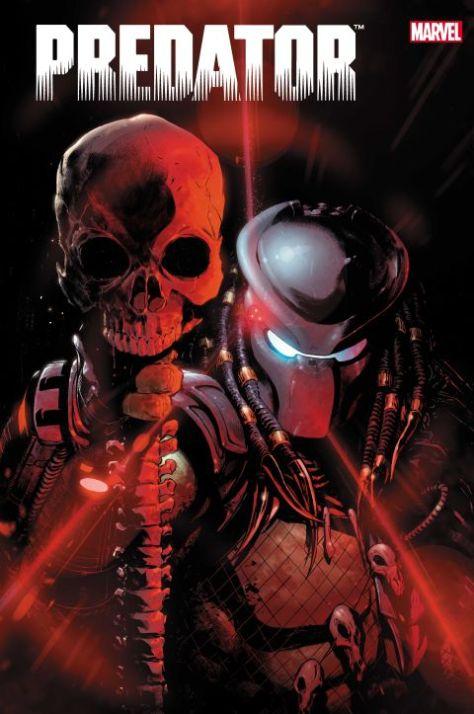 book covers, marvel entertainment, marvel comics, predator