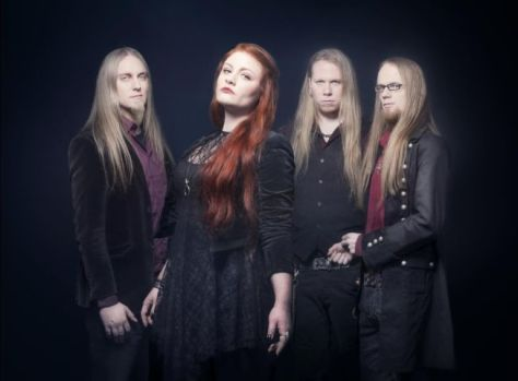 elvellon, elvellon photo, angst im wald photography, napalm records