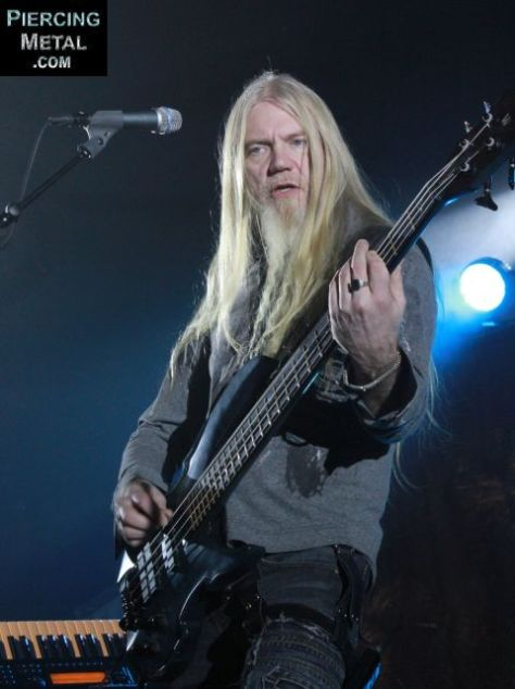 marko hietala, photos of marko hietala, nightwish, nightwish members, nuclear blast records artists