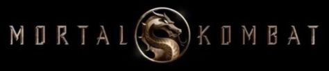 mortal kombat movie logo, warner brothers pictures