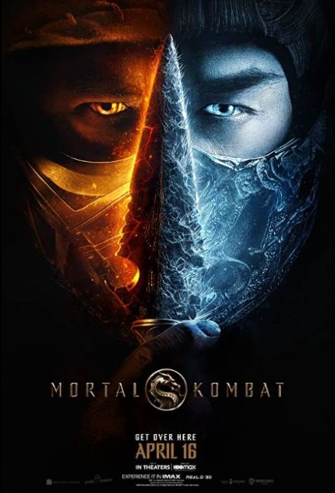 movie posters, promotional posters, warner brothers pictures, mortal kombat, mortal kombat posters