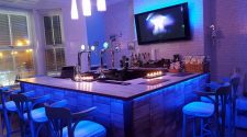 The New Bar at the Pier Hotel Rhyl