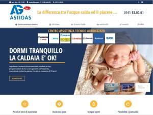 Astigas - Sito Internet realizzato da paologaveglio.it
