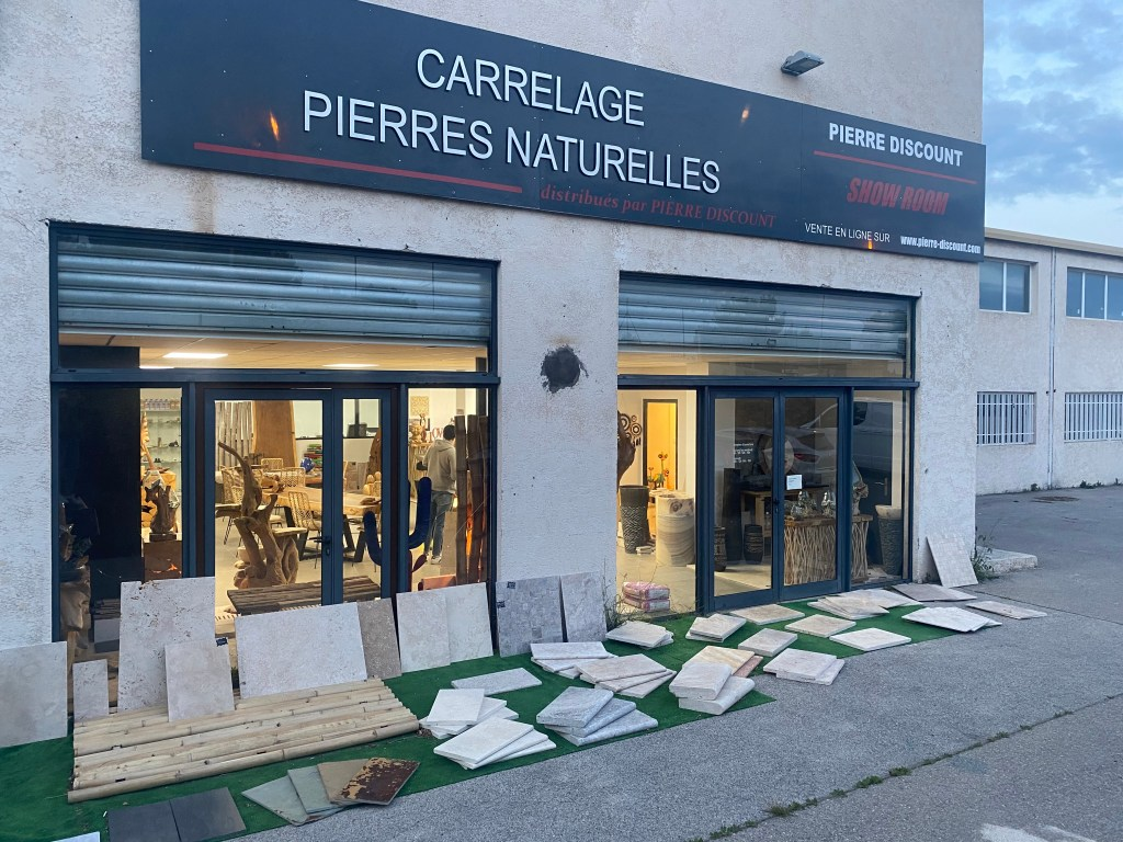 magasin Pierre Discount La Ciotat