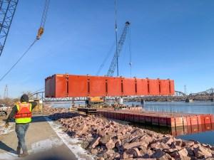 Crane moving pontoon_2.19.21