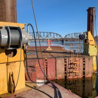 Winch on barge_2.19.21