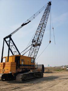 Crane in Fort Pierre_8.3.21