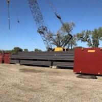 Bearing pile, dump boxes, pontoon_10.4.21