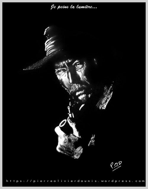 portrait de Lee Van Cleef