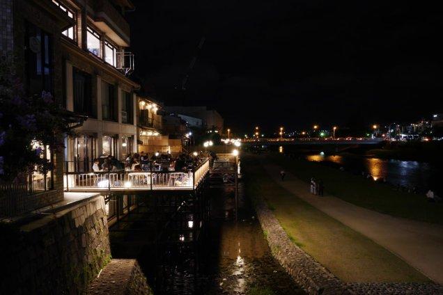 京都 三条鴨川