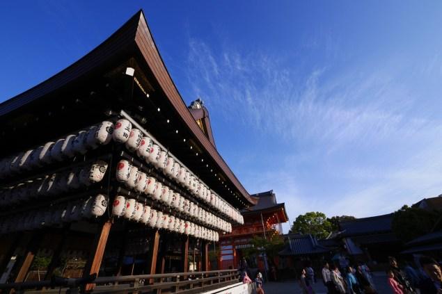 京都 八坂神社