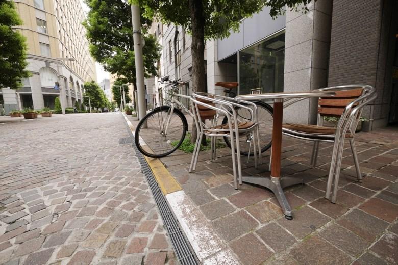 東京 汐留 イタリア街