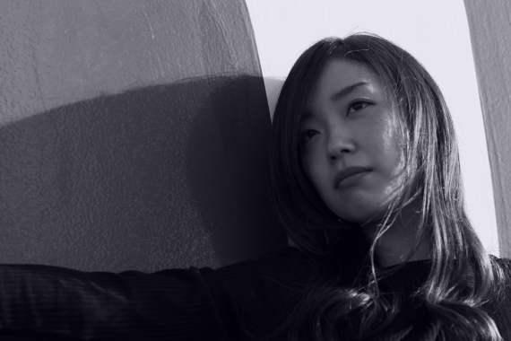大阪 天保山公園 モデル:ももかちゃん