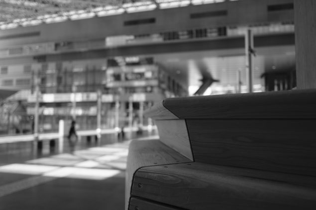 大阪 JR大阪駅 時空の広場