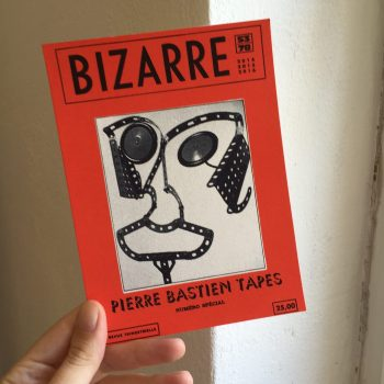 Pierre Bastien tapes, Collection Morel, photo Studio Walter 2016
