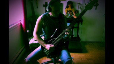 Red Hot Chili Peppers – Death of a Martian Bass cover
