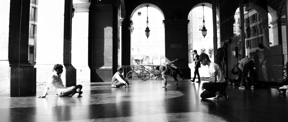 Urban Dancers - Ref. C02
