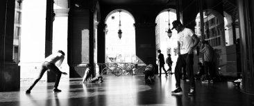 Urban Dancers - Ref. C01