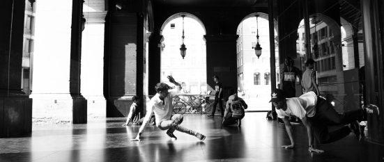 Urban Dancers - Ref. C05