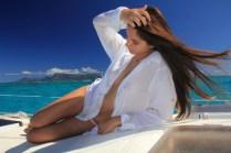 Vahine Tahiti sailboat