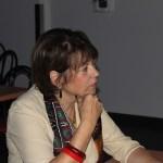 Madame David fort impressionée par le département de musique et le parcours des élèves