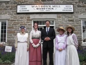 Manotick Mill Summer Jobs