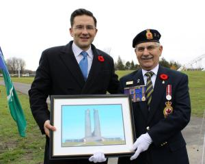 Poilievre - Vimy Memorial Bridge  (3)