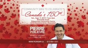 Canada 150 BBQ