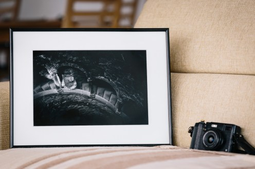 Fine art print - Down the Well