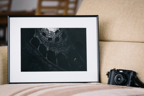 Fine art print - The Initatiuon