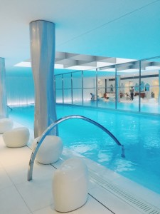 Pierre Schuester Spa Monceau piscine