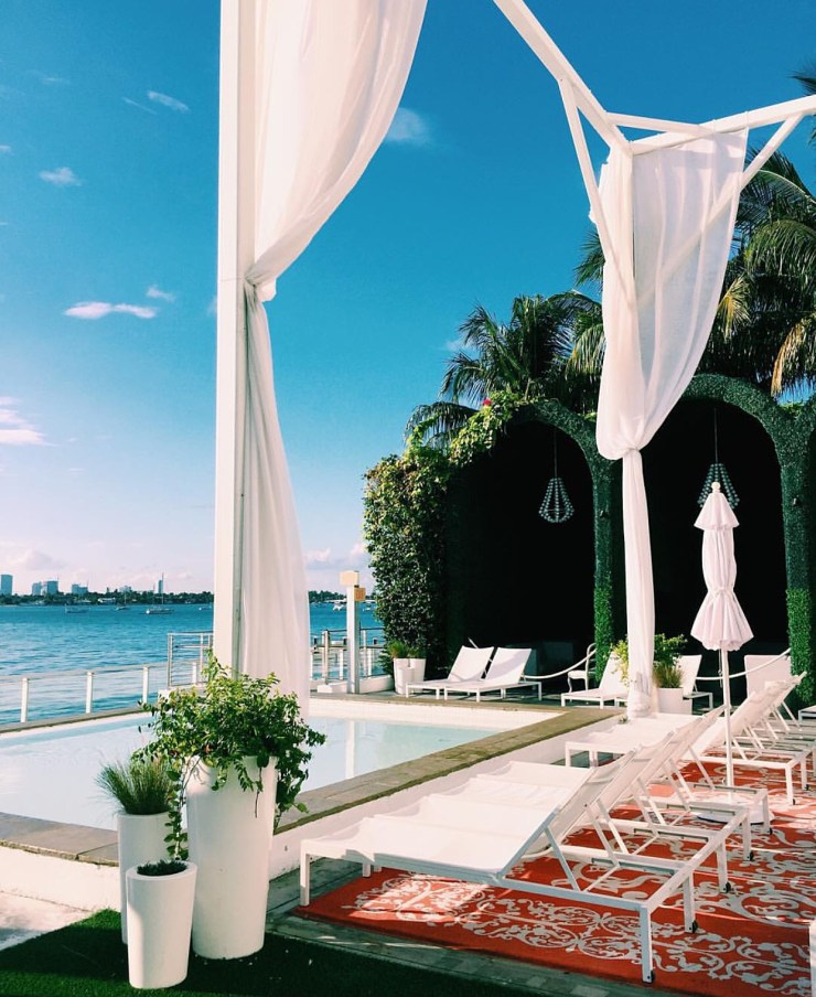 Mondrian South Beach Hotel - MIAMI