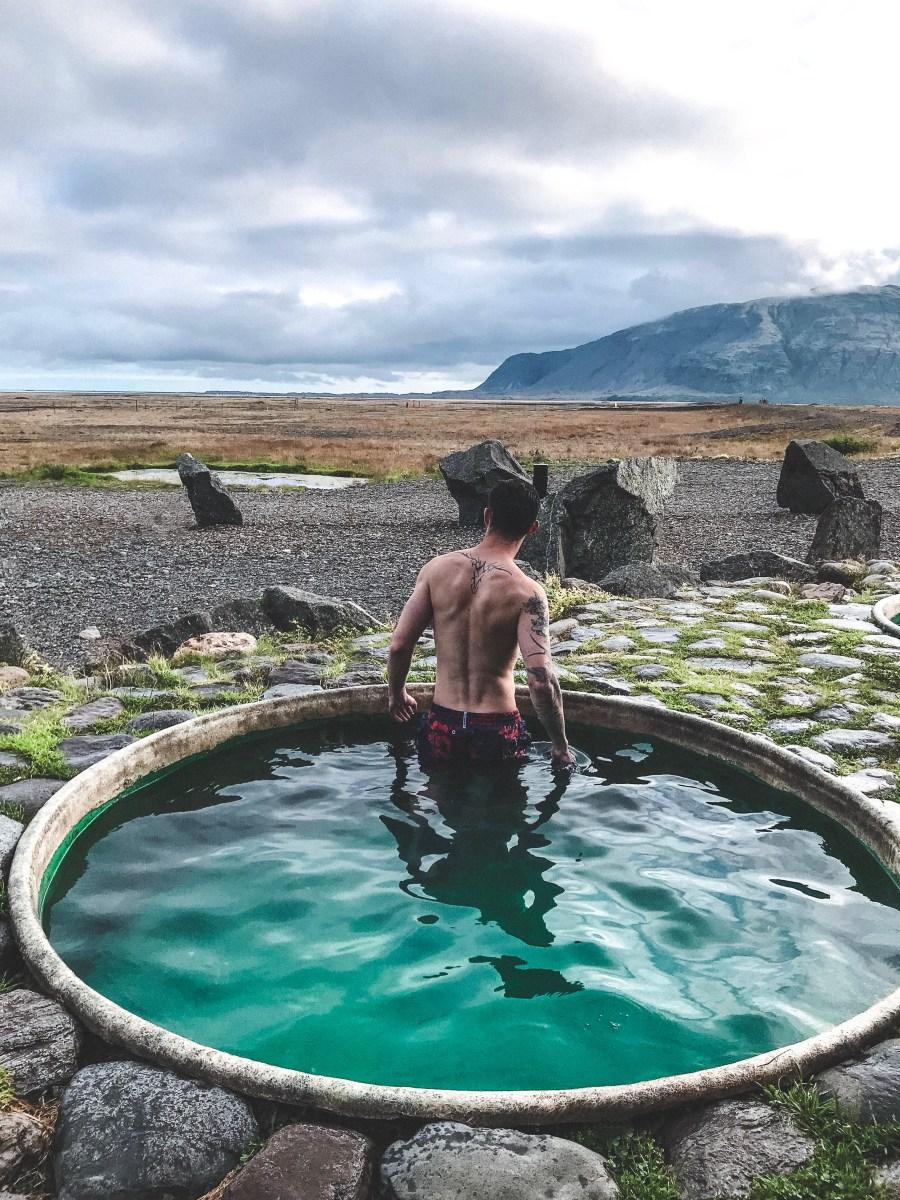 Hot Baths Iceland