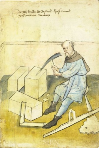 cantero medieval