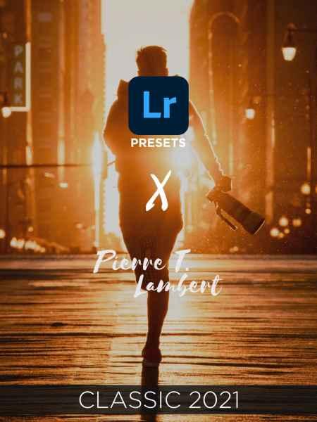 Pierre T. Lambert Lightroom Presets 2021 Classic Street Photography 2021
