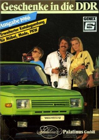 Genex 1986 Cover