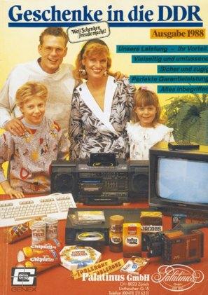 GENEX Katalog 1988