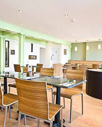 Launch of the Bella Vista restaurant in Cromer, North Norfolk