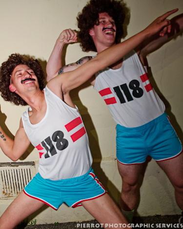 Cromer carnival fancy dress 811 811 Usain Bolt