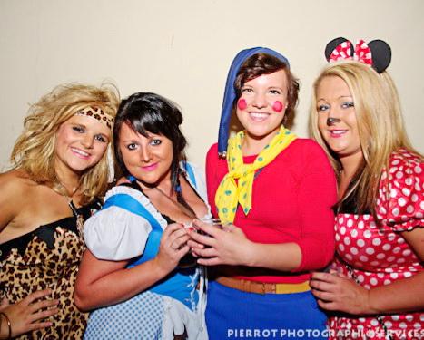 Cromer carnival fancy dress Noddy and friends