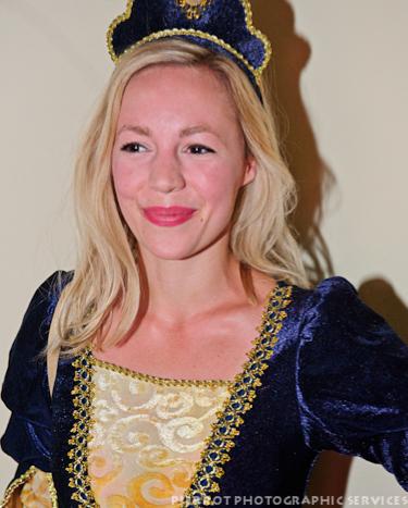 Cromer carnival fancy dress princess